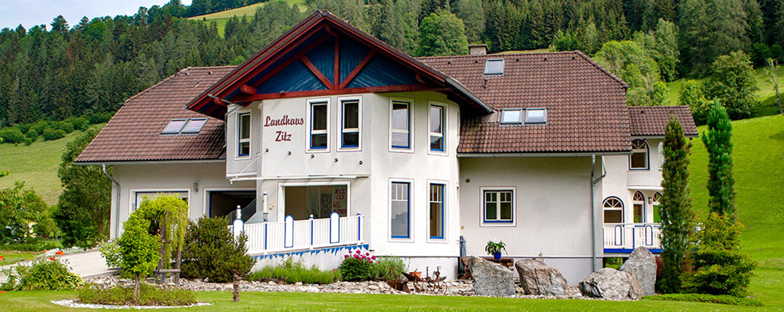 Landhaus Zitz Banner